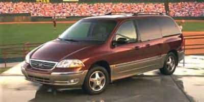 2000 Ford Windstar SE (GOLD)
