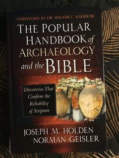 Handbook of archaeology and the Bible
