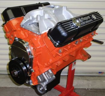 fresh mopar 440 engine