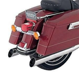 "Sell Python 3.5"" Slip-On Mufflers Backslash (1801-0410) motorcycle in Holland, Michigan, United States, for US $384.95"