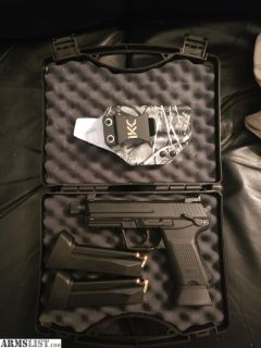 For Sale: HK45 compact tactical