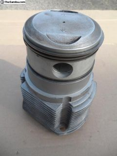 Porsche 912 Used 1600cc Piston & Cylinder