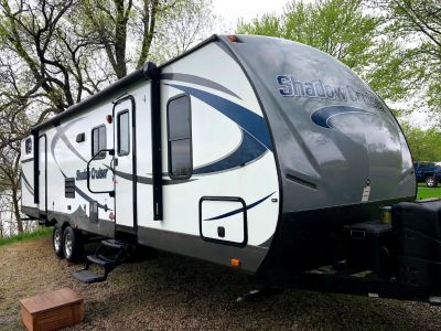 2015 Cruiser Rv Corp SHADOW CRUISER 313BHS