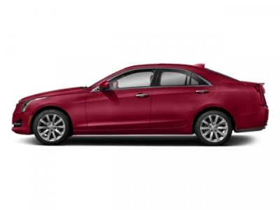2018 Cadillac ATS AWD (Red Obsession Tintcoat)