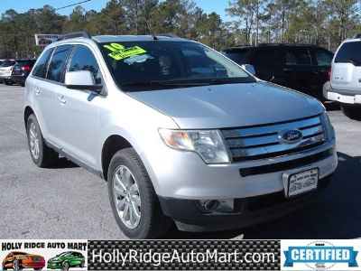 2010 Ford Edge Limited 4dr SUV.