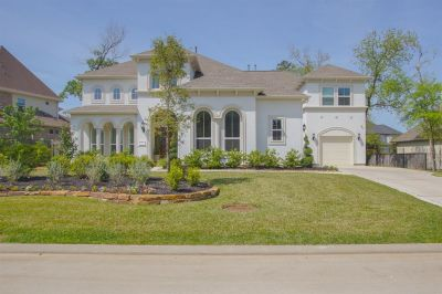 102 S Curly Willow Circle The Woodlands Texas 77375