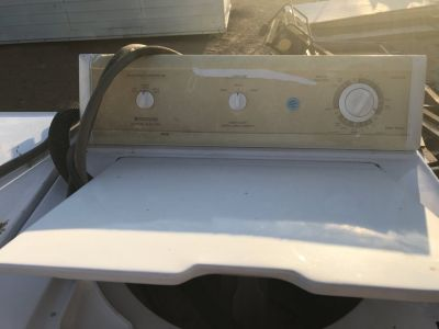 Washer /dryer electric new