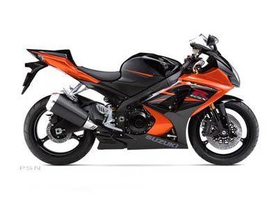 2007 Suzuki GSX-R1000 SuperSport Motorcycles Houston, TX