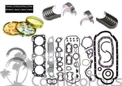 Find Honda Isuzu 2.6 4ZE1 SOHC Full Set Rings Main Rod Engine Bearings *RE-RING Kit* motorcycle in Orange, California, United States, for US $112.75