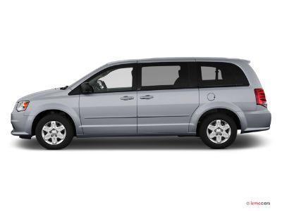 2014 Dodge Grand Caravan SE (Billet Silver Metallic Clearcoat)