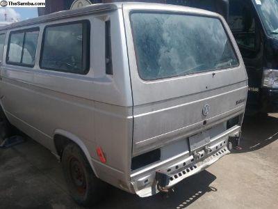 1990 Vanagon Rust Free Tailgate