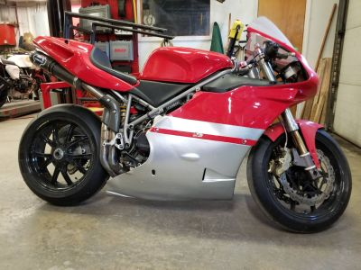 2002 Ducati 998 Sport Motorcycles Fort Montgomery, NY