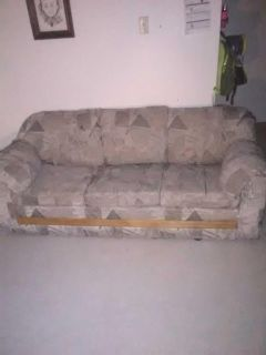 FREE couch to a good home NEED GONE ASAP