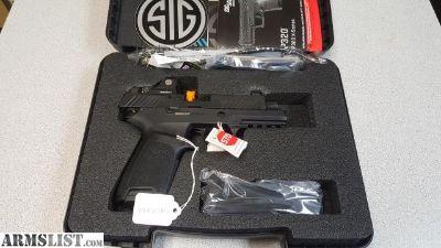 For Sale: SIG 320C-9-BBS-RX NIB-MAP