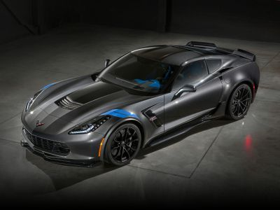 2019 Chevrolet Corvette Grand Sport (Shadow Gray Metallic)