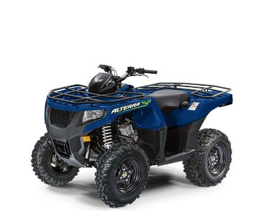 2019 Textron Off Road Alterra 700 EPS Sport-Utility ATVs Zulu, IN