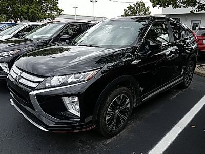 2018 Subaru Eclipse Cross SE (Tarmac Black Metallic)