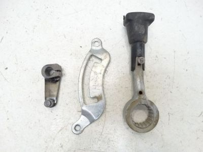 Find 1996 Arctic Cat Bearcat 454 4x4 ATV Gear Shifter Hi Low Bracket & Lever Knob motorcycle in West Springfield, Massachusetts, United States, for US $19.99