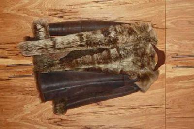 $500 Mountain Goat Fur Parka (Wasilla, Alaska)