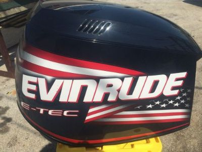 Sell 2006 Evinrude 225 E-Tec BRP Top Cowling Hood motorcycle in Crystal River, Florida, United States, for US $525.00