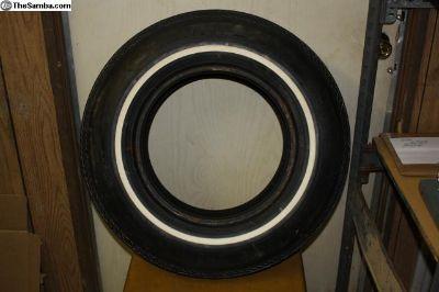 NOS Split Bus Camper Firestone Bias Tire Tyre