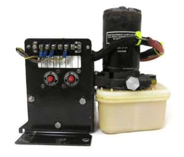 Purchase Force L-Drive PARTS OR REPAIR Trim Pump Bracket Relays Reservoir F722541 F695371 motorcycle in Ada, Michigan, United States, for US $124.95