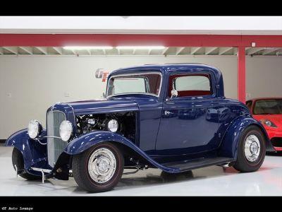 1932 Ford 3-Window (Dark Blue)