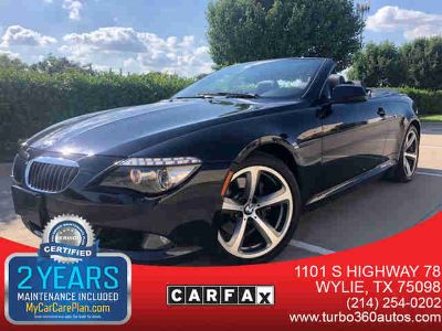 Used 2010 BMW 6 Series for sale