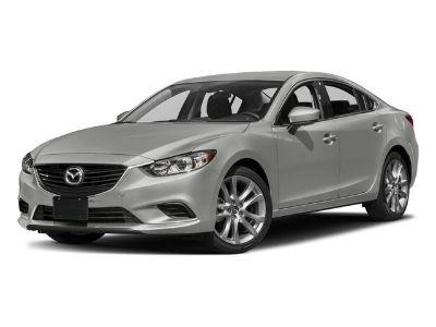 2017 Mazda Mazda6 Touring (Jet Black Mica)