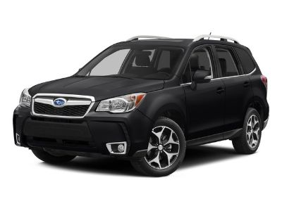 2015 Subaru Forester 2.0XT Touring (Dark Gray Metallic)