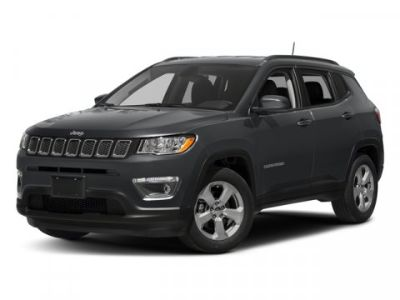 2018 Jeep Compass Limited (Laser Blue Pearlcoat)
