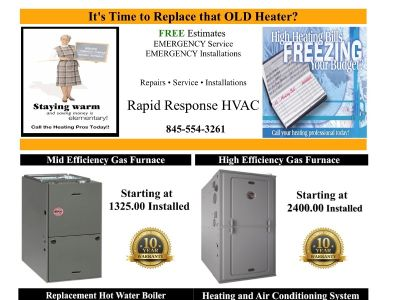 24/7 Discount HVAC Heating and Air Conditioning Repair