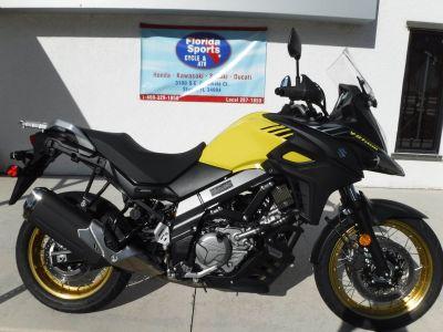 2018 Suzuki V-Strom 650XT Dual Purpose Motorcycles Stuart, FL