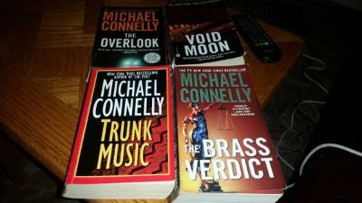 Michael Connelly Thrillers and others 2 for a $1 (very good condition)