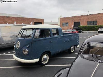 1960 crew cab for sale in California