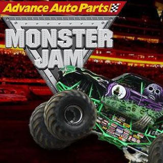 Advance Auto Parts Monster Jam Tickets at Laredo Energy Arena on 03082014