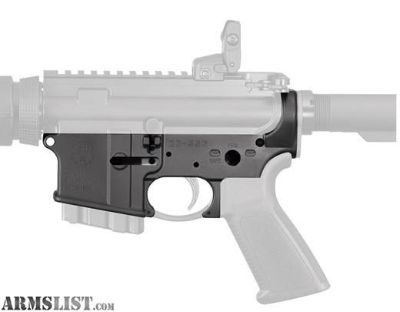 For Sale: Ruger AR-556 Lower Receiver 5.56/223 New In Box - Ruger:8506