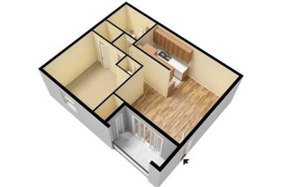 Nice Family Townhouse for rent. $670/mo