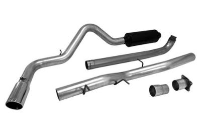 Sell New Flowmaster 01-07 Chevy Silverado Exhaust System Force II Cat Back 817542 motorcycle in Santa Rosa, California, US, for US $666.66