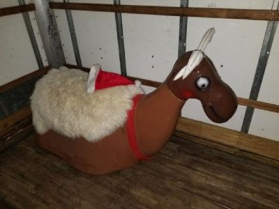 Mechanical Rodeo Reindeer Topper RTR# 8101736-02