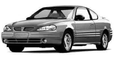 2002 Pontiac Grand Am GT (Galaxy Silver Metallic)