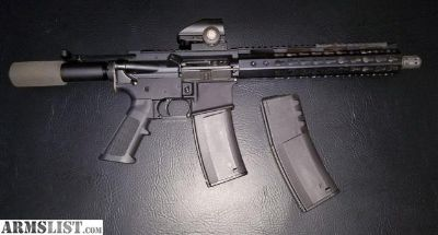For Sale: Anderson AR Pistol