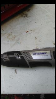 Cordless Dremel 8220