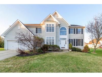 4 Bed 3 Bath Foreclosure Property in Mount Holly, NJ 08060 - Birkdale Ct