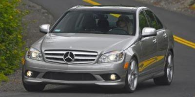 2008 Mercedes-Benz C-Class C300 (Silver)
