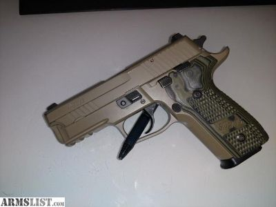 For Sale: Sig P229 Scorpion Elite for sale