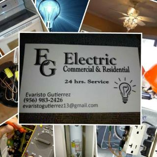 E.G. ELECTRIC SERVICE 24HRS service (Brownsville)