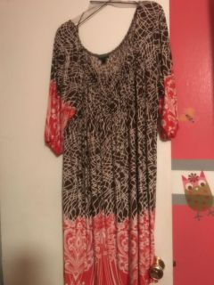 Beautiful comfortable dress closet clean out