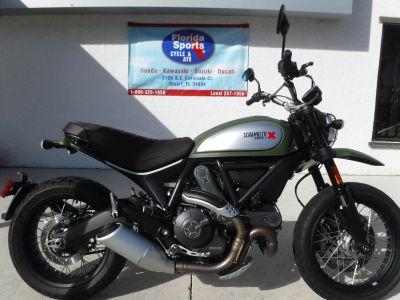 2016 Ducati Scrambler Urban Enduro Dual Purpose Motorcycles Stuart, FL