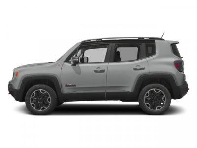2016 Jeep Renegade Trailhawk (Glacier Metallic)